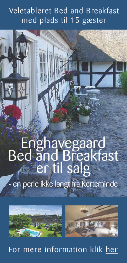 Enghavegaard Bed and Breakfast er til salg
